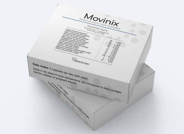 Movinix capsules